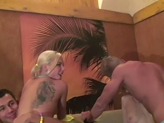 Nasty Babes in hardcore party