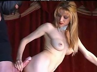 Great Handjob With Cockteasing Between His Legs. bdsm bondage slave femdom...