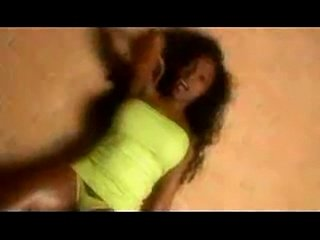 Black hot mamma dancing