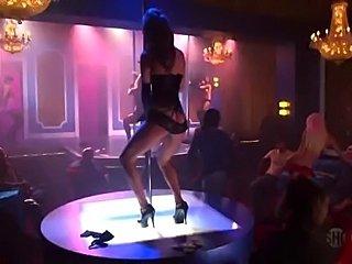 Eva Amuri Stripping in Californication