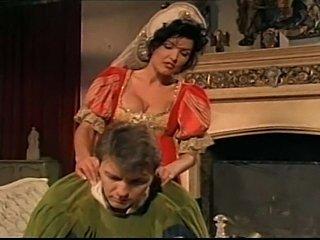 Scene from On Her Back (1995).Anna Malle (September 9,1967-January...