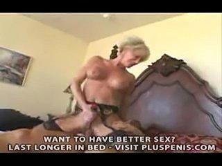 Hot mature blonde cougar part2  free