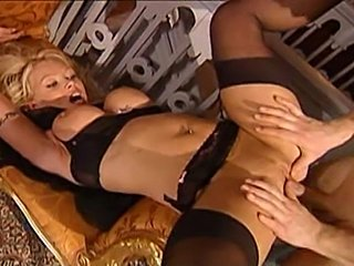Hard action with a pornstar