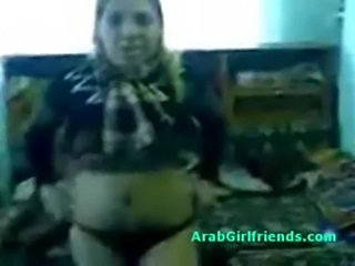 Arab chicks on amateur video foreplay and take the load  free