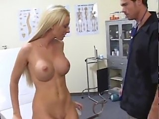 Horny patient fucks the sexy doctor  free