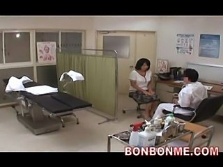 obstetrics and gynecology doctor fucked his milf patient 04