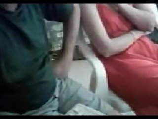 Indian Chennai bhabhi Priya enjoyed by uncle on webcam