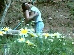 Yasemin Unlu Garden Hard sex