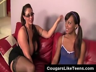 Horny as hell cougar free