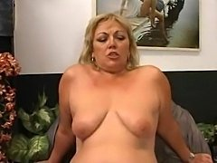 chubby italian milf fucked by young guy