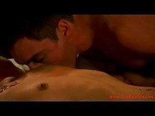 Sensual erotic cunnilingus