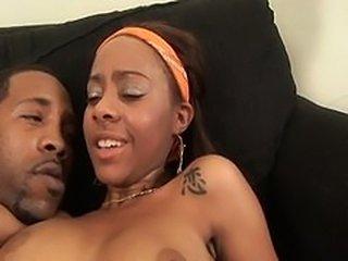 Horny Black Babysitters Scene 1