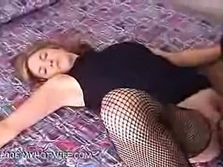 A husband films his wife with a black man for the firsttime