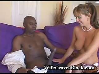 Serious cock spitting my wife  free