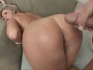 Small butt compilation cum on ass 2