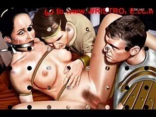 See a slideshow of bondage cartoons