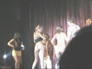 Naked girls in a show  free