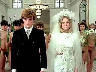 Strange wedding and sexual slave