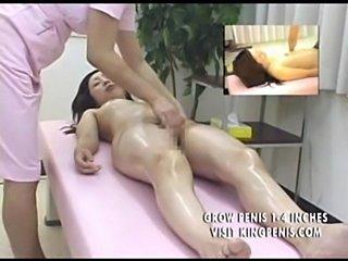 Japanese body massage  free