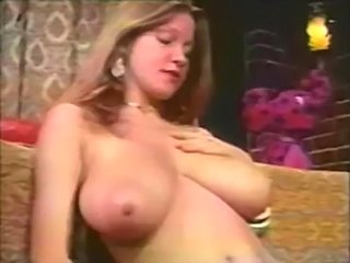 Softcore star of 70's with incredible boobs