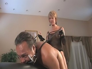 Mistress Fucks Slut- free