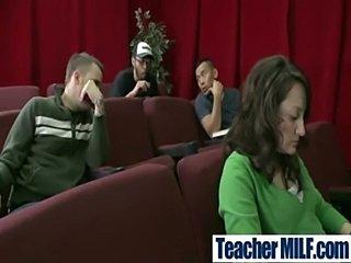 Sexy Milf Teache ... free
