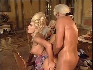Laura angel as xviii century slut, amazing hot orgy  free
