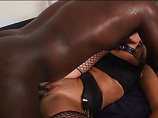 My first black monster cock 1