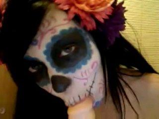 Freak & nightmare webcam teen
