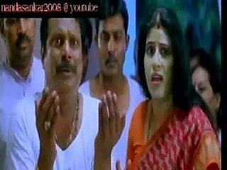 Anushka oily navel show from souryam  free