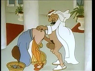Zeichentrickparad - im harem ist der teufel los  free