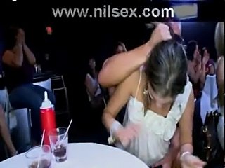 Wild party girls getting hardcore in cfnm videos  free