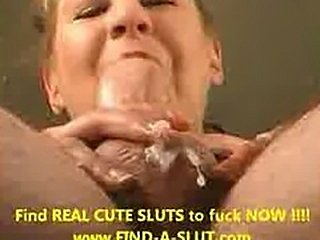 Dirty Oral Cumshot