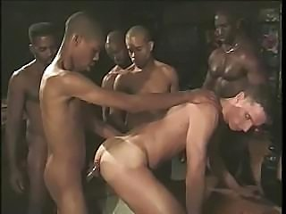 Gay master traind slaves
