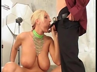 Mature with massive boobs is fucking nice