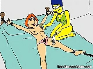 Family Guy dirty sex
