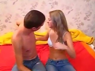 Great Blonde Teen Sex