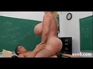 Big tits teacher hardfucked  free