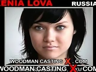 Woodman casting  Xenia Lova
