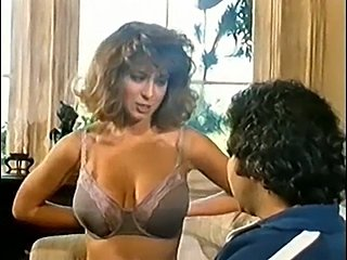 Vintage hot fucking - Ron Jeremy and Christy Canyon