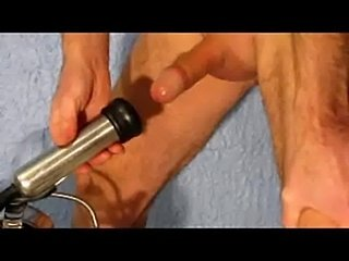 Penis milking machine 5  free