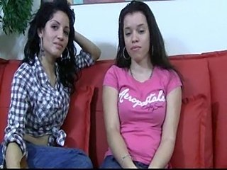 2 amateur latinas exposed  free