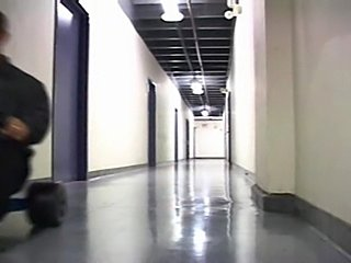 Spoof off of the Stephen Kingd movie The Shining.