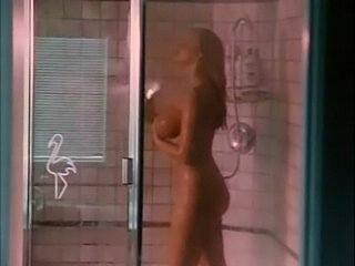 Anna Nicole Smith in the shower