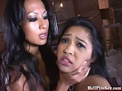Gianna lynn and mika tan fetish sex  free