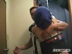 Amateur teens wrestling sex.