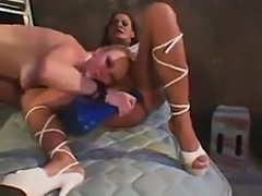 Sandra Romain and Otto Audrey Hollander getting really nasty in the basement