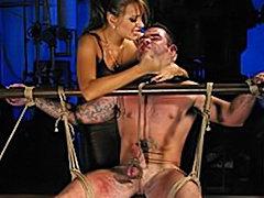 Desperate Male Slave