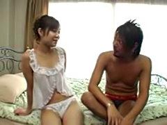 Natsumi maid cosplay creampie.