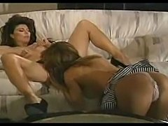 Racquel Darrian and Ona zeeShe. Racquel  started her career as a nude model...
